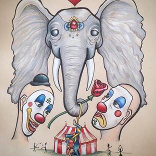 Circus Love 2015