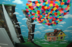 """""""Up Mural"""""""