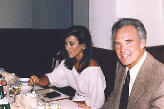 Steve and Rachel at dinner.jpg