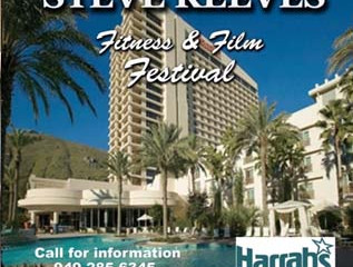 Highlights from the Steve Reeves Fitness and Film Festival