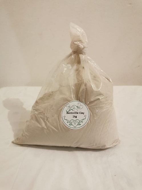 Bentonite Clay 1kg