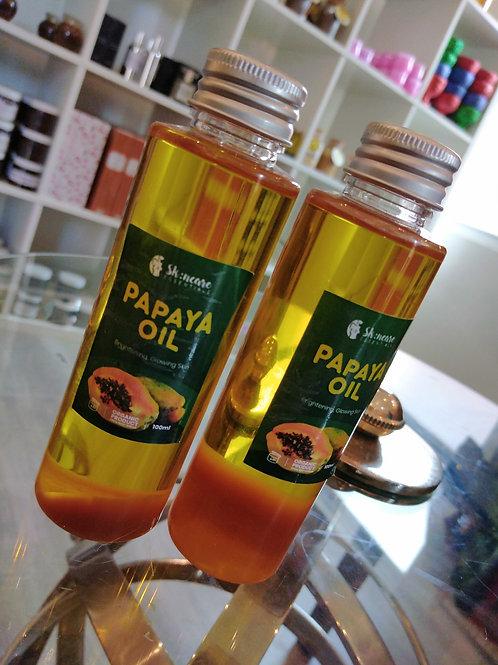 250ML PAPAYA OIL