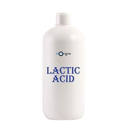 1 LITRE LACTIC ACID 80%