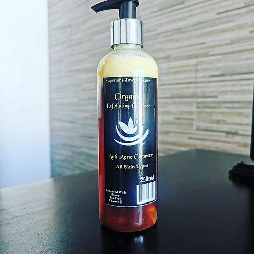Exfoliating cleanser 250ml