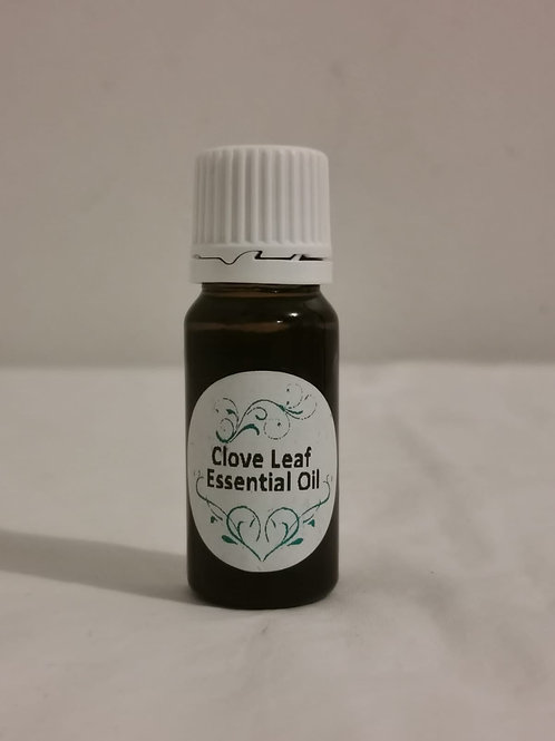 Clove Leaf Essential Oil 10ml