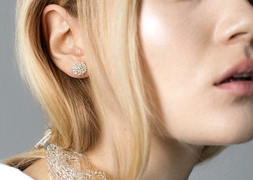 earrings M silver