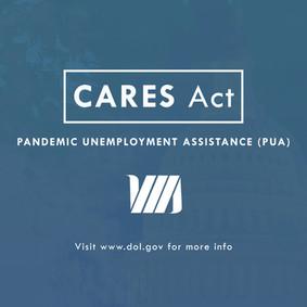 The CARES Act & Pandemic Unemployment Assistance