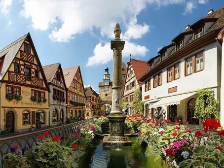 Gran Vuelta a Alemania. Romántico y Musical