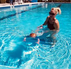 Little Fins Survival Swim Lessons