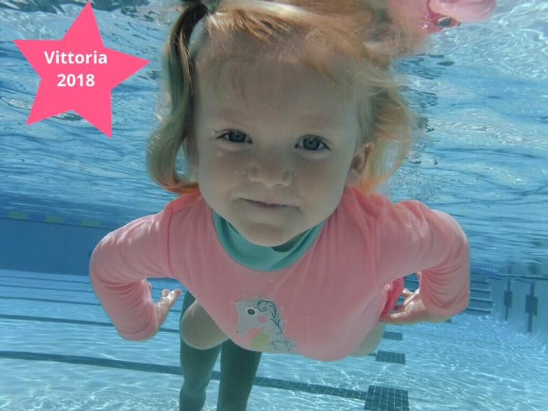 Little Fins Swimmers, ages 6 months and up