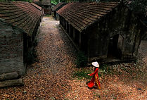 アジアの村