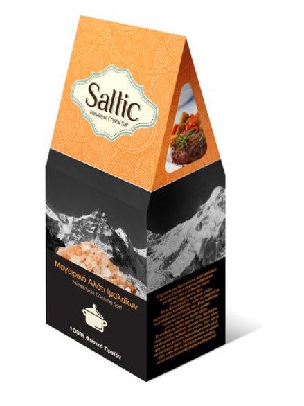 Ορυκτό Αλάτι Ιμαλαίων Saltic 250 γρ ψιλό