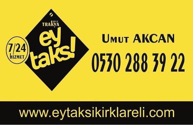 Ey Taksi
