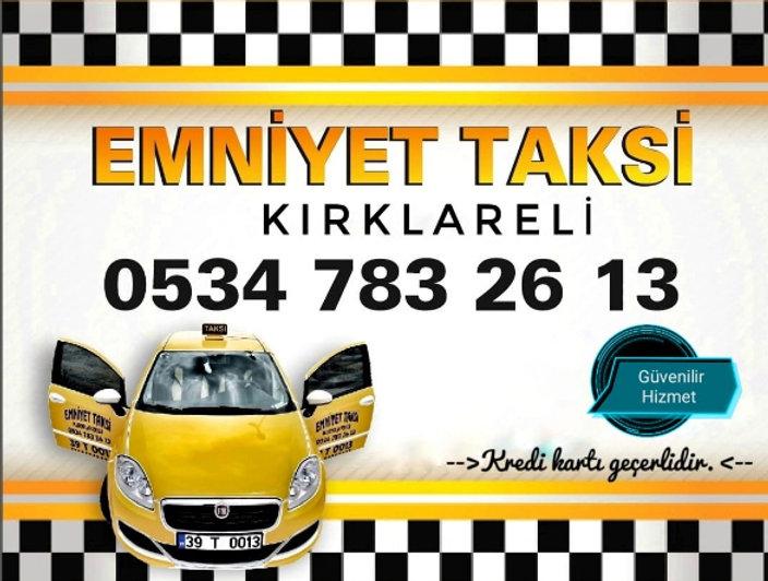 Emniyet Taksi