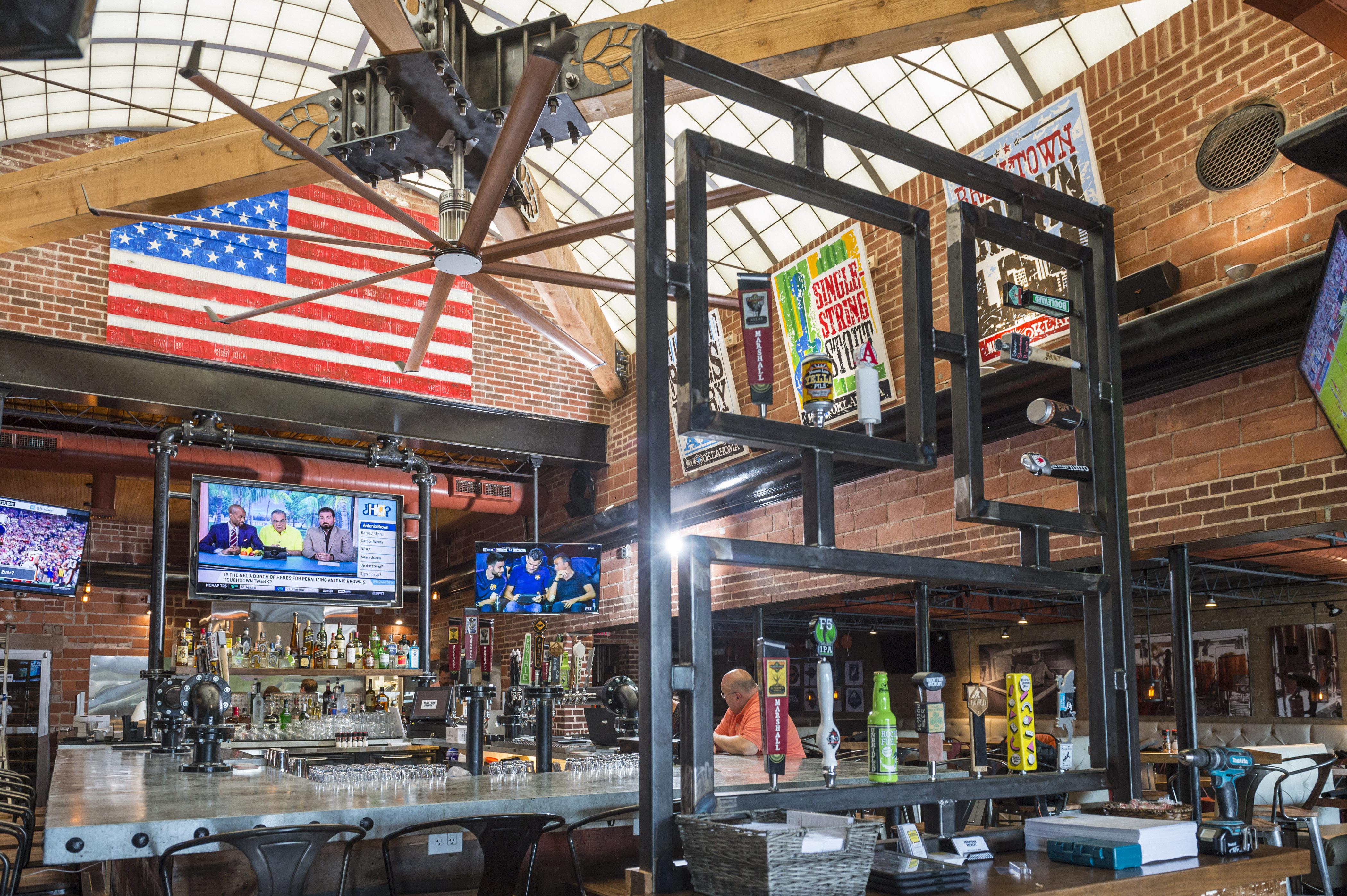 09 13 2016 Bricktown Brewery Silo EC387