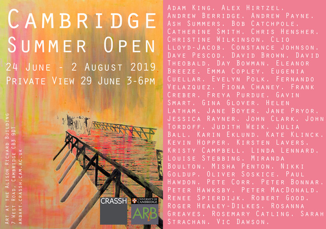 AEB Cambridge Open 2019