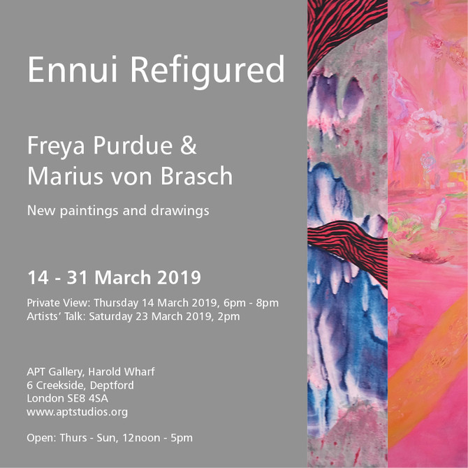 Ennui Refigured - March 2019