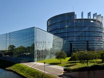 Tests aérauliques au parlement Européen