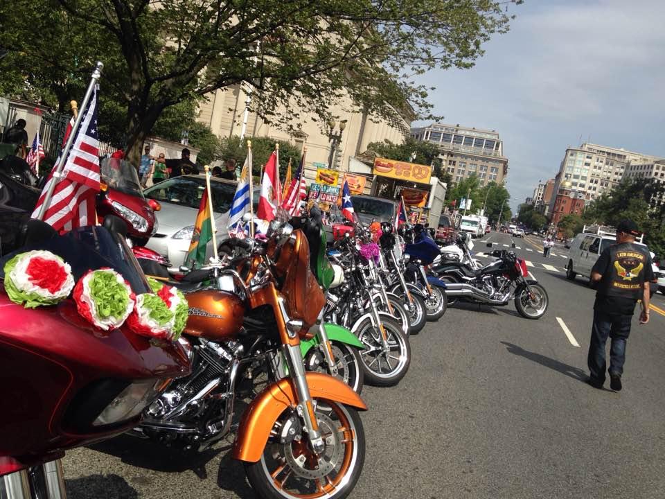 Fiesta DC parade 2016