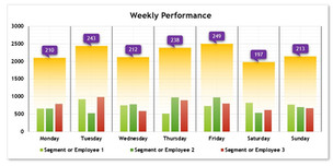 Weekly Sales Data