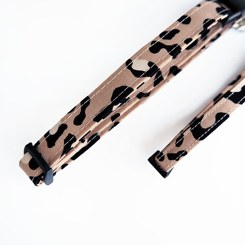 PRINT PANTHER PET COLLAR
