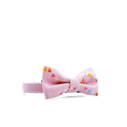 BABY BUNTINGS WEEKEND BOY BOW PET COLLAR