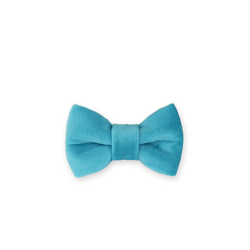VELVET COLLECTION WEEKEND BOY BOW