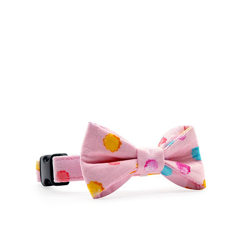 KONPEITO (PINK) CLASSIC CLUB DOG COLLAR