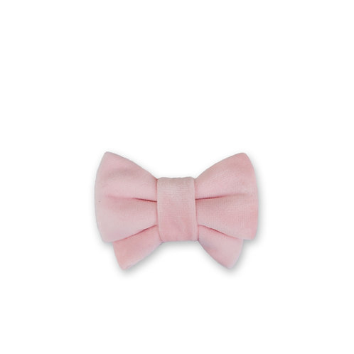 VELVET COLLECTION WEEKEND GIRL BOW