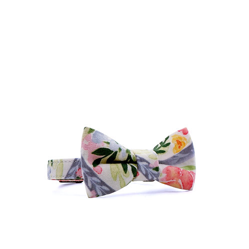 LILY WEEKEND BOY BOW PET COLLAR