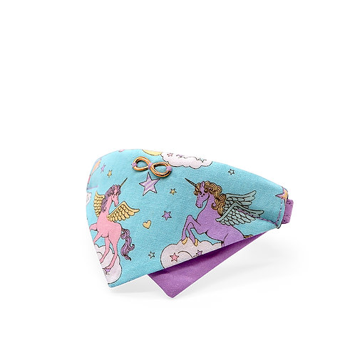 UNICORN (TIFFANY) BANDANA COLLAR