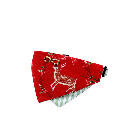 OH DEER! CAT BANDANA COLLAR