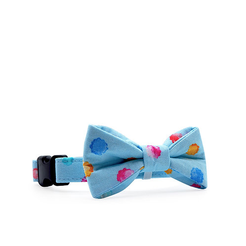KONPEITO (BLUE) CLASSIC CLUB DOG COLLAR