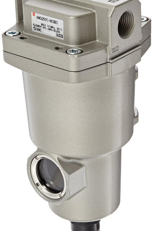"""SMC AM450C-N06D-T 3/4"""" NPT PORTS Dust Filtration Oil Mist Separation"""