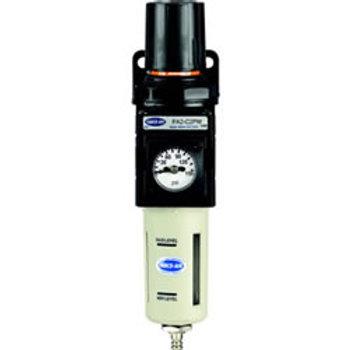 "Fabco Air Filter Regulator FA4-C4PMK 1/2"" NPT PORTS"