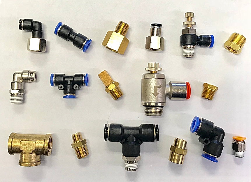 Elbow Fitting, Coupler, Brass Fitting, Flow Controls, Unions, Tees