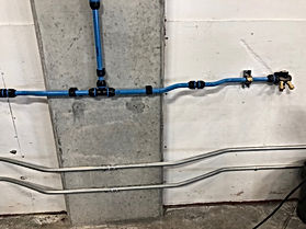 Prevost / Rapid Air Tubing