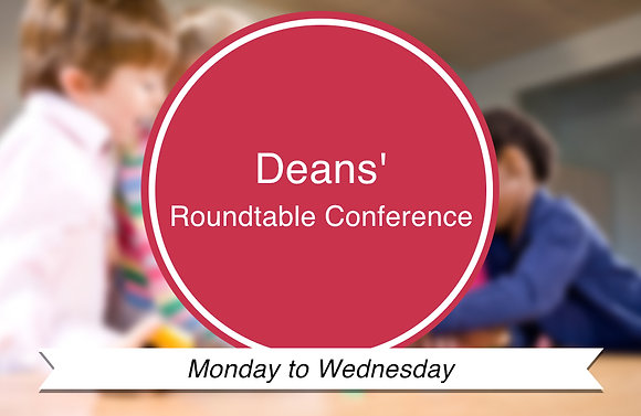 Deans' Roundtable Conference