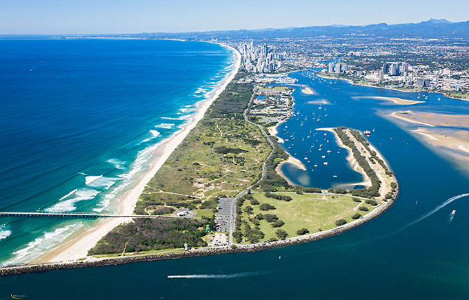 The Spit Gold Coast