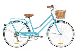 Cheap As Bike Rentals Gold Coast Vintage Blue Cruiser