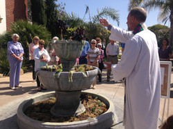 Blessing of the Fountain