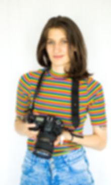 Autoportrait de photographe