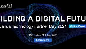 MIRASYS AT DAHUA TECHNOLOGY PARTNER DAY 2021