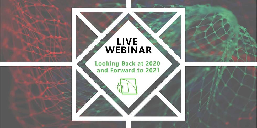 Mirasys Webinar: Looking Back at 2020 and Forward to 2021
