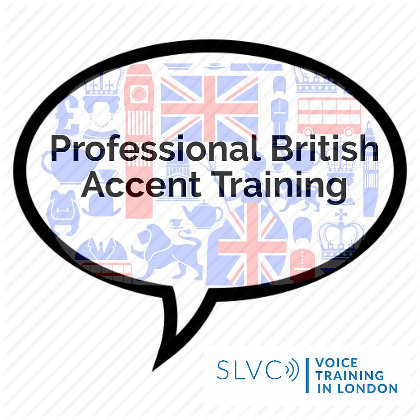£350 OFF - Virtual Accent Training Programme