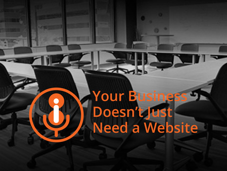 So, You Think You Need a Website?
