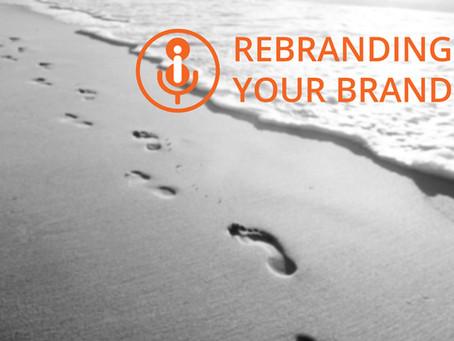 Rebranding Your Brand