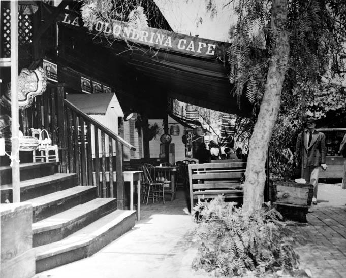 La Golondrina Cafe