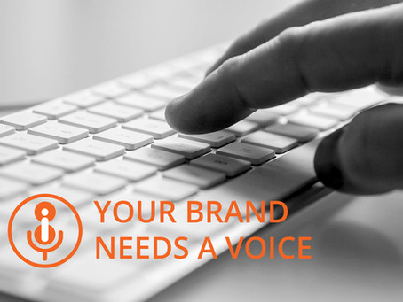 Your Brand Needs A Voice