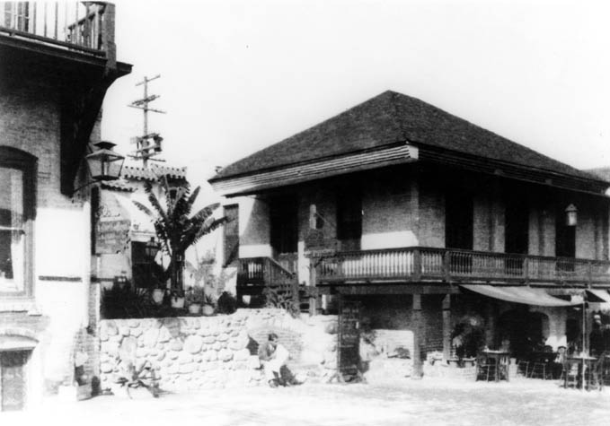 Pelanconi House 1930